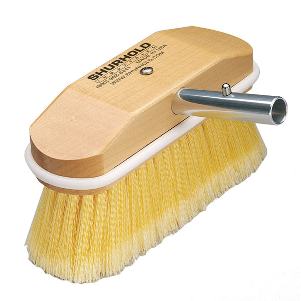 "Shurhold 8"" Soft Brush f/ Windows, Hulls, & Wheels"