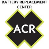 ACR FBRS 2775 Battery Replacement Service