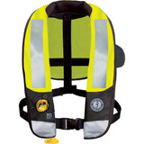 Mustang MD3183 T3 High Visibility Inflatable PFD w/HIT