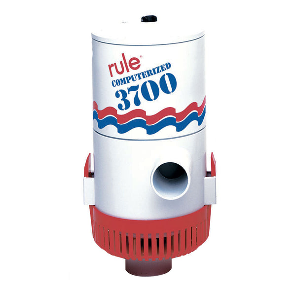 Rule 3700 Automatic Bilge Pump - 12V