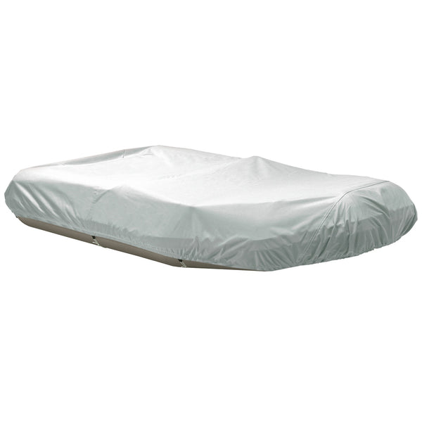 "Dallas Manufacturing Co. Polyester Inflatable Boat Cover A - Fits Up To 9'6"" , Beam to 58"""
