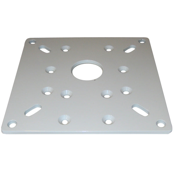 "Edson Vision Series Mounting Plate - Furuno 15-24"" Dome & Sitex 2KW/4KW Dome"