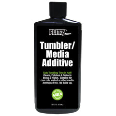 Flitz Tumbler/Media Additive - 16 oz. Bottle