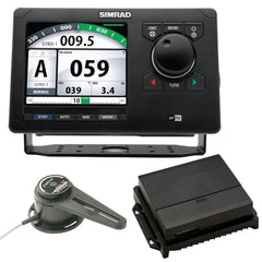 Simrad AP70 Autopilot Pack w/AP70, AC70, RF300 & Requires Rate Compass RC42