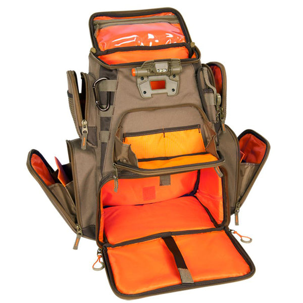 Wild River NOMAD Lighted Tackle Backpack w/o Trays