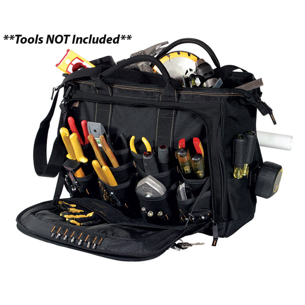 "CLC 1539 18"" Multi-Compartment Tool Carrier"