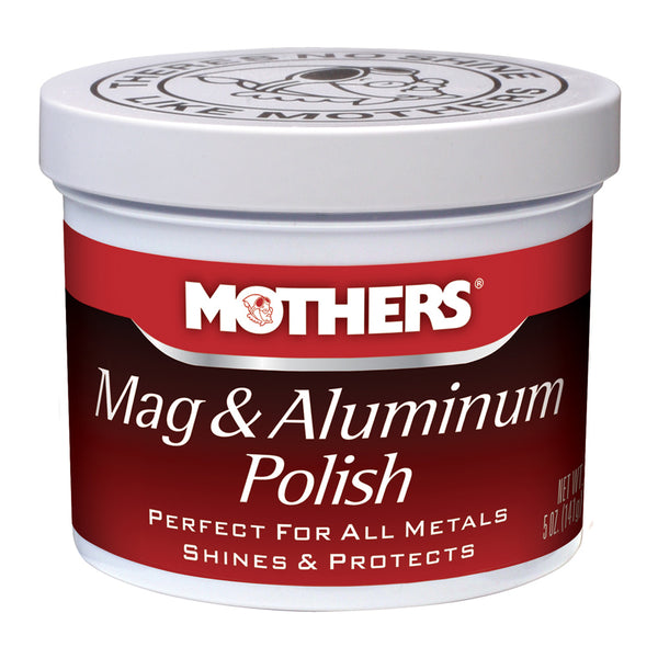 Mothers Mag & Aluminum Polish - 5 oz