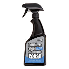 Flitz Stainless Steel & Chrome Polish - 16 oz. Spray