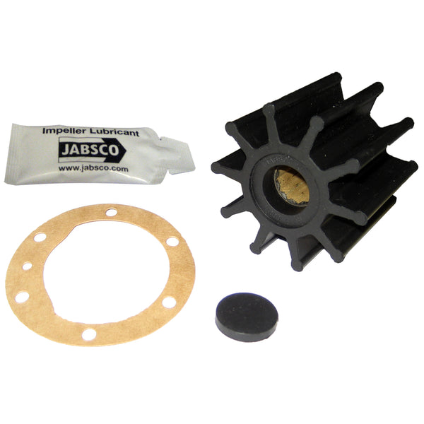 Jabsco Impeller Kit - 10 Blade - Neoprene - 2-¼""