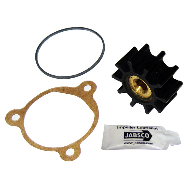 "Jabsco Impeller Kit - 10 Blade - Nitrile - 1-19/32"" Diameter"