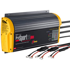 ProMariner ProSport 20 PLUS PFC Gen 3 Heavy Duty Recreational Series On-Board Marine Battery Charger - 20 Amp - 3 Bank