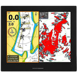 Green Marine Multi-Touch Glass Bridge IP65 Sunlight Readable Marine Display - 19""