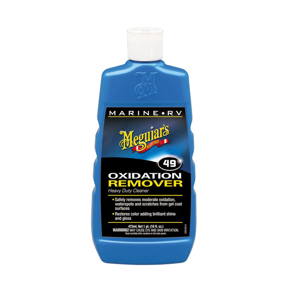 Meguiar's #49 Heavy Duty Oxidation Remover - 16oz