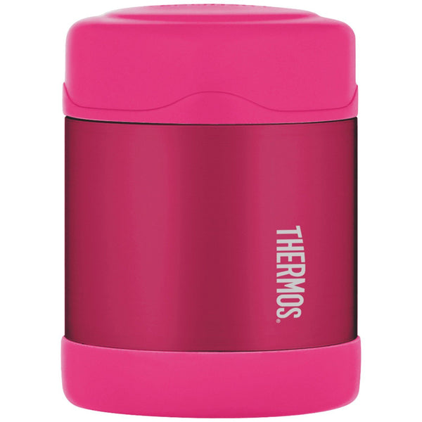 Thermos FUNtainer™ Stainless Steel, Vacuum Insulated Food Jar - Pink - 10 oz.