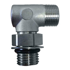 Uflex90° Adjustable Fitting f/Back of UP Series Helms