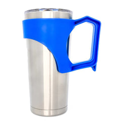 Kuuma Tumbler w/Handle - 20oz - Blue