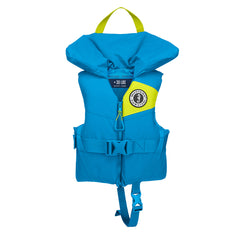 Mustang Lil' Legends 100 Infant Foam PFD - Less Than 30lbs - Azure Blue