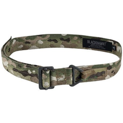 A longtime bestseller at BLACKHAWK!, the CQB/Rigger's Belt is MIL-standard certified and built with parachute-grade buckles and adapters for unparalleled strength and support.