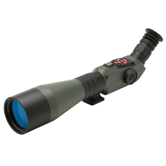X-Spotter HD 20-80x Smart Day/Night spotting scope with full HD video recording, Wi-Fi, GPS, smooth zoom and smartphone control via iOS or Android app.