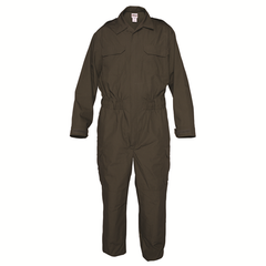 Men's O.D. Green California Dept of Corrections Transcon Line Duty Jumpsuit, Regular