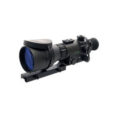 The?MK 410 Spartan?night vision riflescope combines high-powered magnification?(5.0x), a highly efficient and robust f/1.0 objective, and a premium 1st generation intensifier to produce amazing nighttime viewing possibilities.