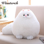 Fluffy Plush Cat