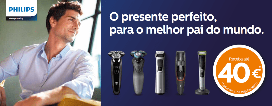 Campanha Philips Dia do Pai 2020