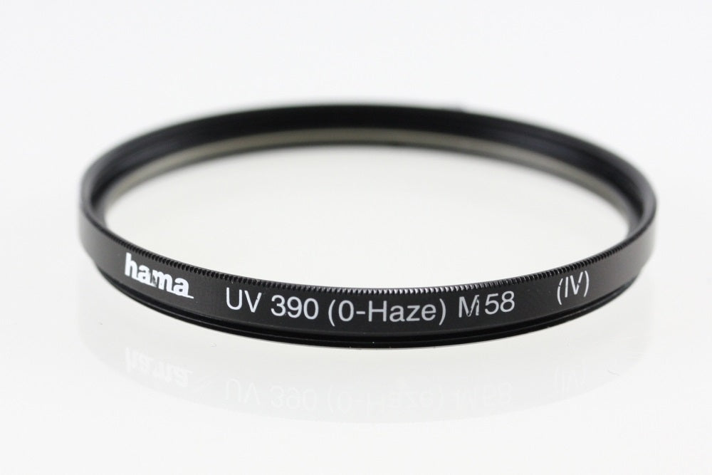 Filtro C70058 UV 390 O-HAZE 58 mm Image