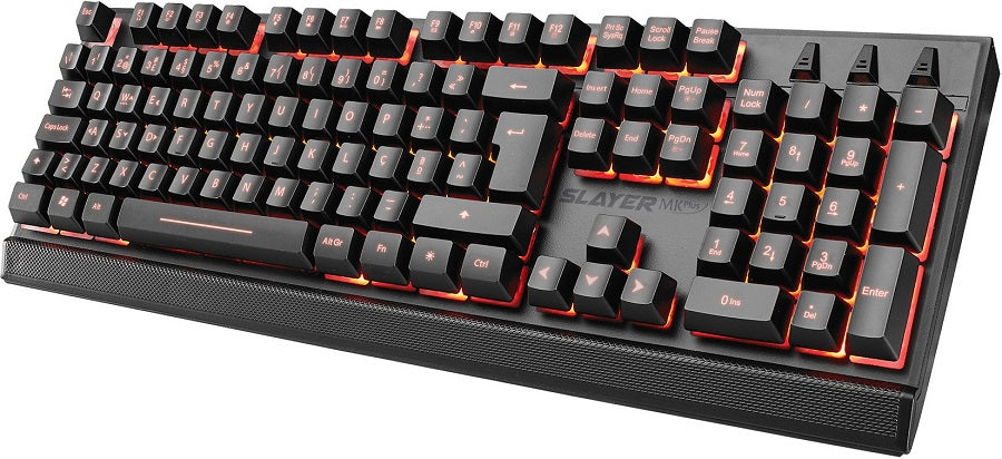 Teclado Gaming Slayer TG8120SLAYER Image