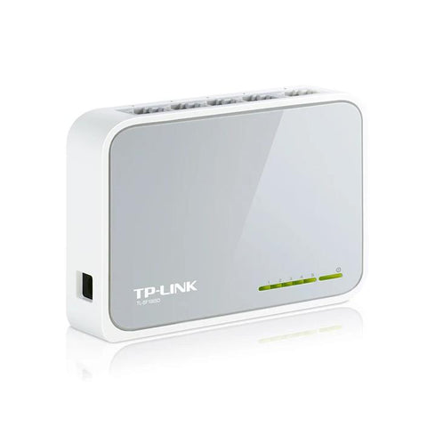 Switch TP-Link TL-SF1005D 10/100 5 portas