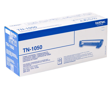 Brother Toner TN-1050 Preto
