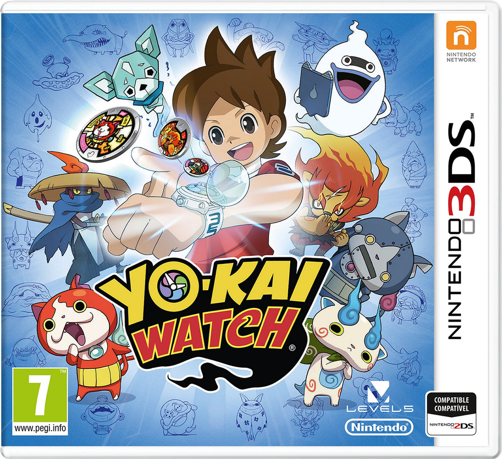 3DS YO-KAIWATCH Image