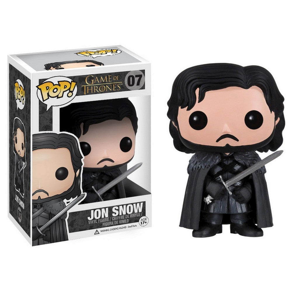 POP VINYL GAME OF THRONES JON SNOW Image