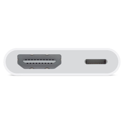 Adaptador Apple Lightning / HDMI (MD826ZM/A)