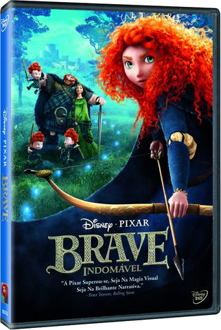 DVD Brave Indomavel