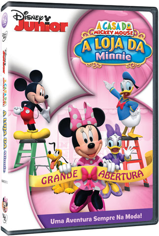 Lusomundo CASA DO MICKEY MOUSE, A: A LOJA DA MINNIE