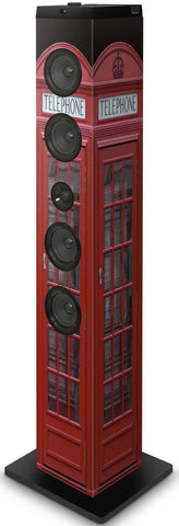 Big Ben Torre de Som TW7 40W Bluetooth British Cab