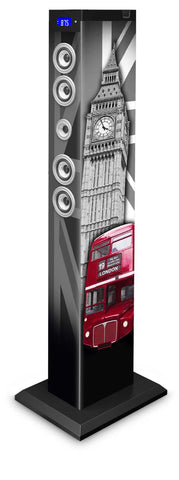 Big Ben Torre de Som TW9 60W Bluetooth Tower London