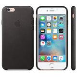 Apple Capa Leather Case iPhone 6 / 6s Preto