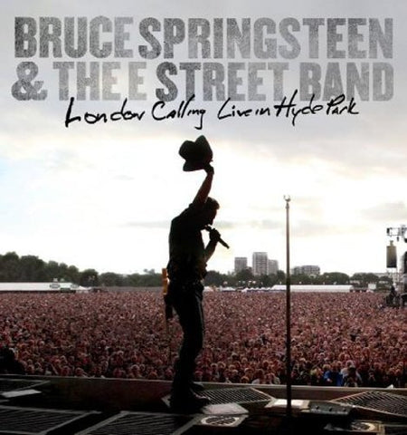 BRUCE SPRINGSTEEN LONDON CALLING LIVE IN HYDE PARK DVD