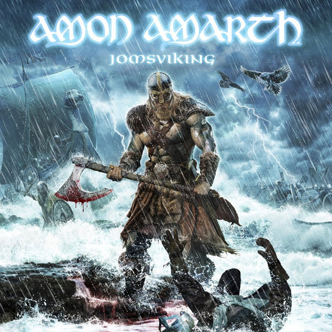 AMON AMARTH-JOMSVIKING LP