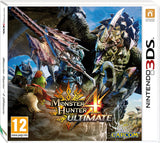 3DS MONSTER HUNTER 4 ULTIMATE Image