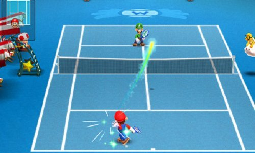 3DS Mario Tennis Open Selects