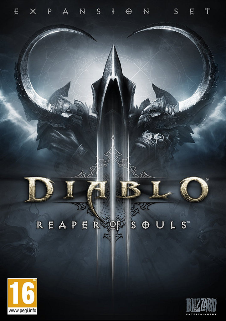PC DIABLO III REAPER OF SOULS Image