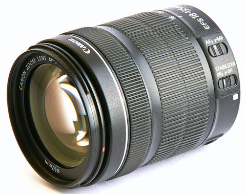 Canon 18-135mm IS STM - Objetiva