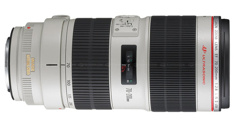 Canon 70-200mm f/2.8L IS II USM - Objetiva