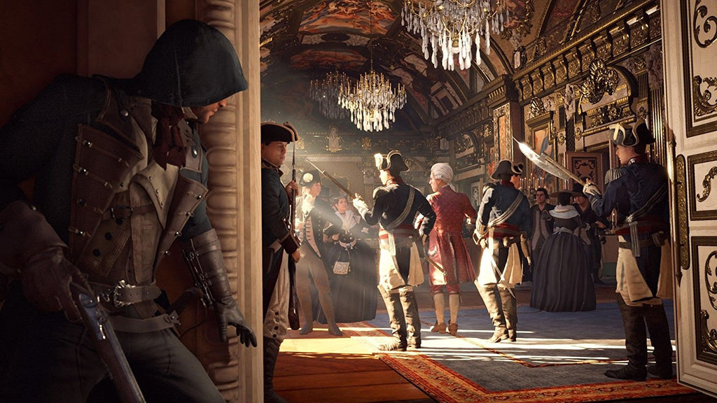 PS4 Assassins Creed Unity Special