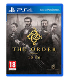 PS4 THE ORDER 1886/POR Image