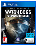 PS4 WATCH DOGS COMPLETE EDITION Image