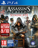 PS4 ASSASSINS CREED SYNDICATE Image